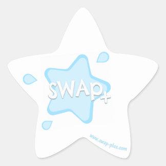 SWAp+ Sticker 20 Stk on a sheet - 1 SPLAsh