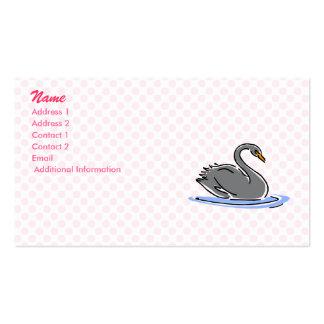 Swarbee Swan Business Card