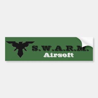SWARM Bumper Sticker 2