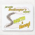 Swarm & Honey - Mousepad mousepad