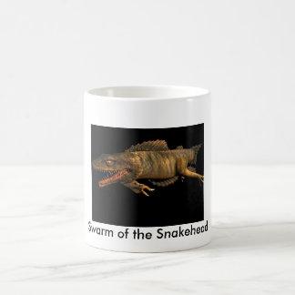 Swarm of the Snakehead Coffee Mug