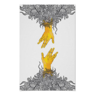 Swarm Poster at Zazzle