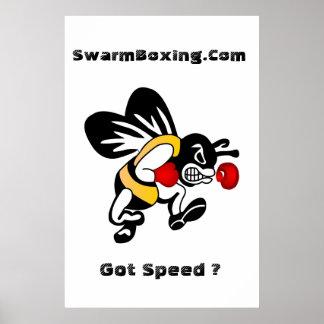 SwarmBoxing.Com Print