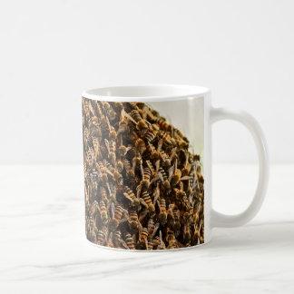 Swarming Bees Coffee Mug