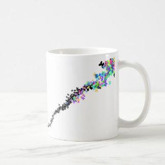 Swarming Butterfly Mug
