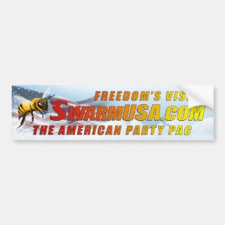 SwarmUSA Sticker
