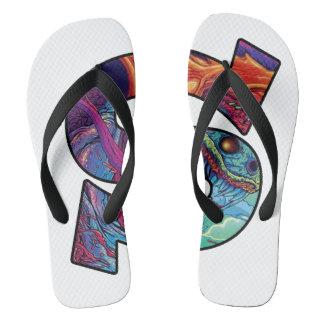 SwarmZ Thongs Flip Flops