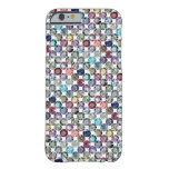 Swarovski in multicolour rainbow barely there iPhone 6 case