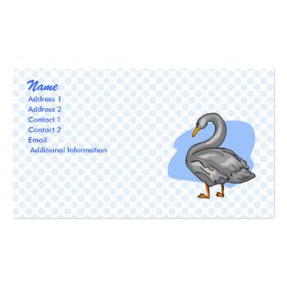 Swarren Swan Business Card