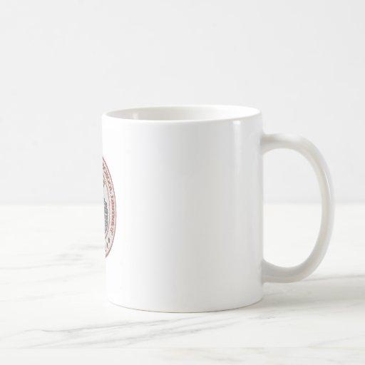 Swarthmore High School Logo Design 4 Classic White Coffee Mug