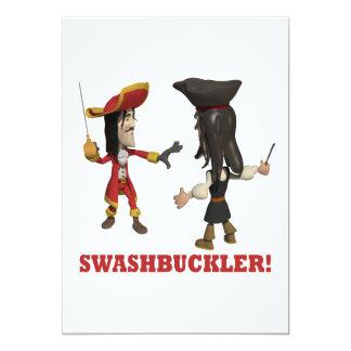 Swash Buckler Card