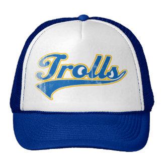 swash del trolls_baseball gorras