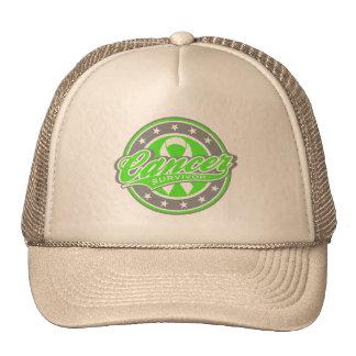 Swash Logo Non-Hodgkin's Lymphoma Survivor Trucker Hat