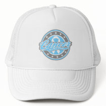 Swash Logo Prostate Cancer Survivor Trucker Hat