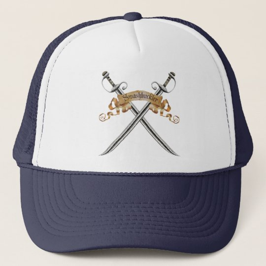 Swashbuckler Trucker Hat