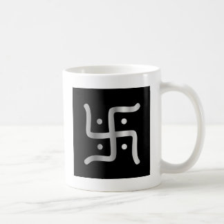 Swastika Symbol of Jainism religion Coffee Mug