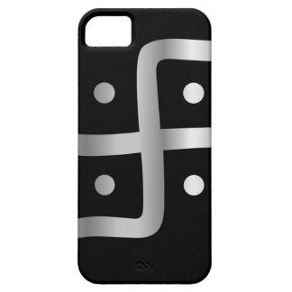 Swastika Symbol of Jainism religion iPhone SE/5/5s Case