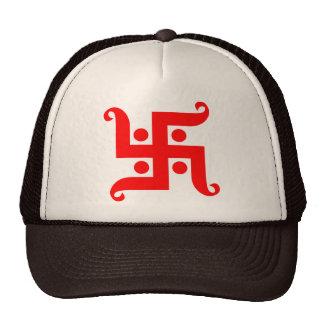 swastika trucker hat