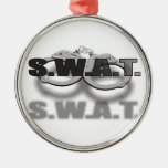 SWAT CHRISTMAS ORNAMENT
