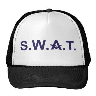 SWAT Mason Mesh Hats
