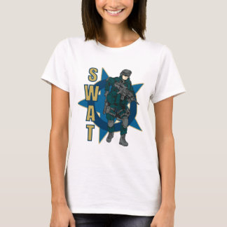 SWAT Officer T-Shirt