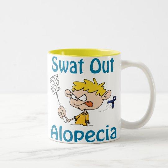 Swat Out Alopecia Mug