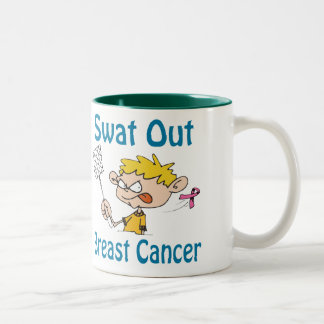 Swat Out Breast-Cancer Mug