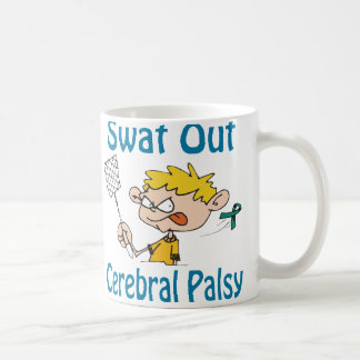 Swat Out Cerebral-Palsy Mug