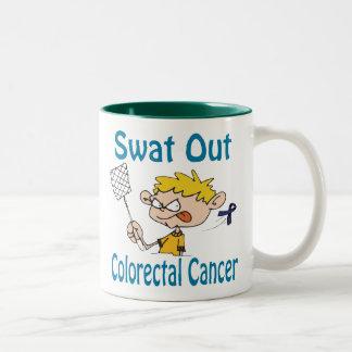 Swat Out Colorectal-Cancer Mug