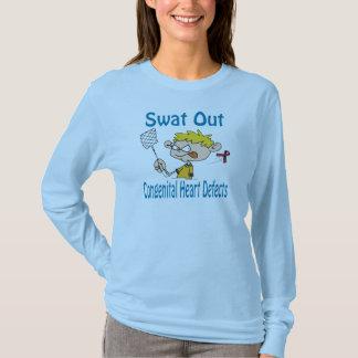 Swat Out Congenital-Heart-Defects Shirt