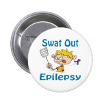 Swat Out Epilepsy Button