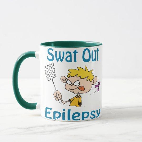 Swat Out Epilepsy Mug