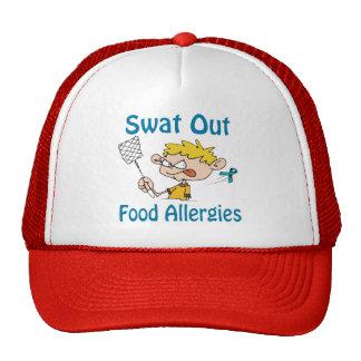 Swat Out Food-Allergies Hat