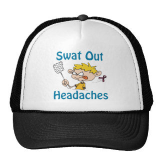 Swat Out Headaches Hat
