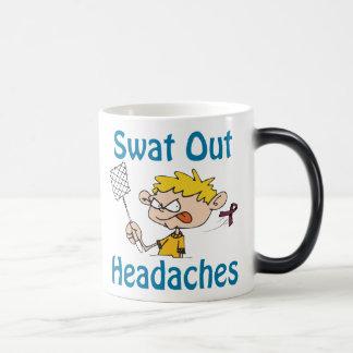 Swat Out Headaches Mug