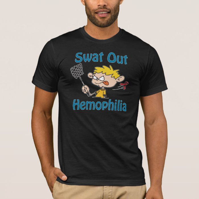 Swat Out Hemophilia Shirt