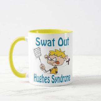 Swat Out Hughes-Syndrome Mug
