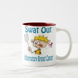Swat Out Inflammatory-Breast-Cancer Mug