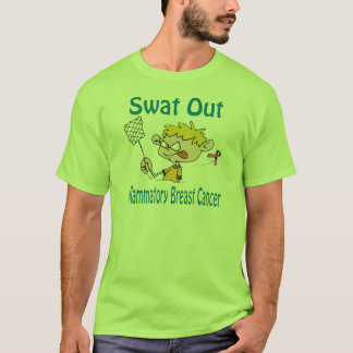 Swat Out Inflammatory-Breast-Cancer Shirt