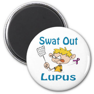 Swat Out Lupus Magnet