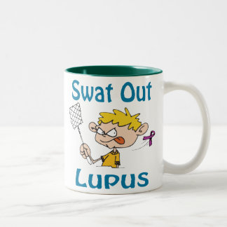 Swat Out Lupus Mug