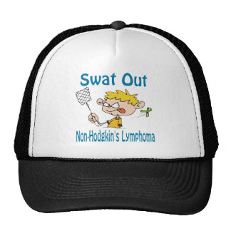 Swat Out Non-Hodgkin'S-Lymphoma Hat