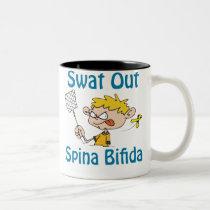 Swat Out Spina-Bifida Mug