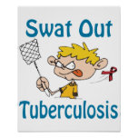 Swat Out Tuberculosis Poster