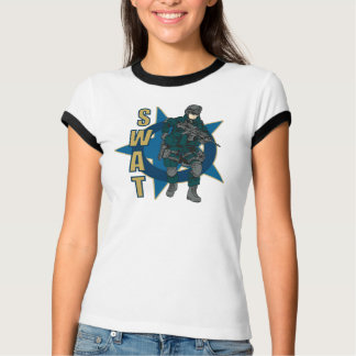 SWAT Police Officer T-Shirt