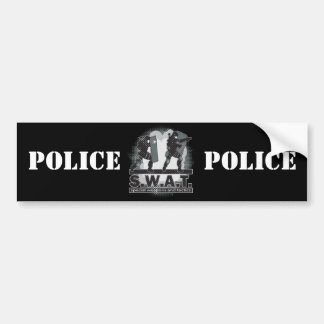 SWAT Team Entrance Bumper Sticker
