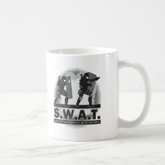 SWAT Team Entrance Coffee Mug