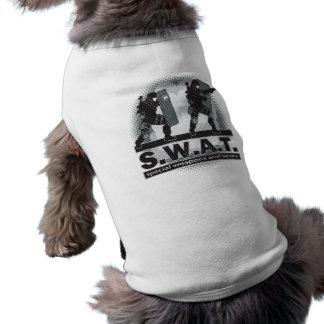 SWAT Team Entrance Doggie T-shirt