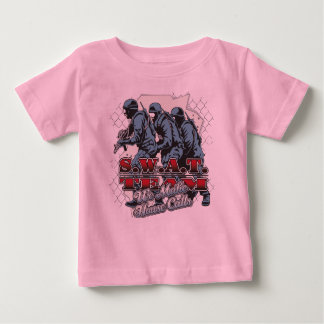 SWAT Team House Calls Baby T-Shirt