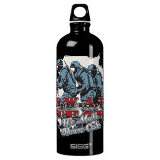 SWAT Team House Calls SIGG Traveler 1.0L Water Bottle